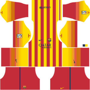 barcelona new away kit