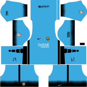 Barcelona Kits 2019& Logo's (DLS) - Dream League Soccer Kits