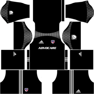 FC Dallas DLS  Goalkeeper Away Kit