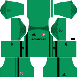 FC Dallas DLS Goalkeeper Home Kit