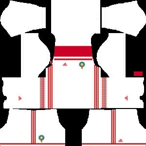 Morocco DLS Away Kit
