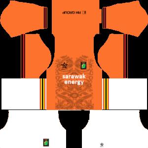 Sarawak DLS Goalkeeper Away Kit