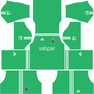 Chicago Fire DLS Goalkeeper Away Kit