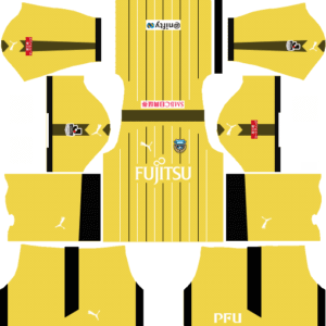 Kawasaki Frontale DLS Goalkeeper Away Kit