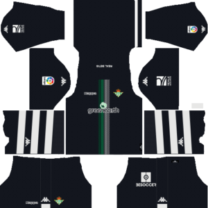 Real Betis DLS Goalkeeper Away Kit