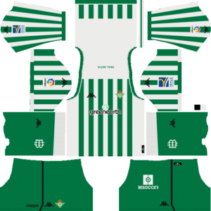Real Betis DLS Home Kit