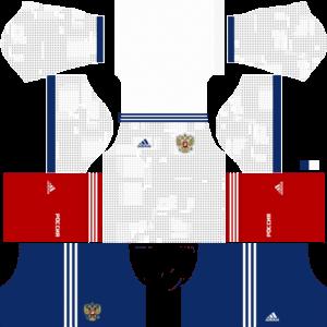 Russia DLS Away Kit