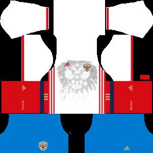 Russia DLS Third Kit