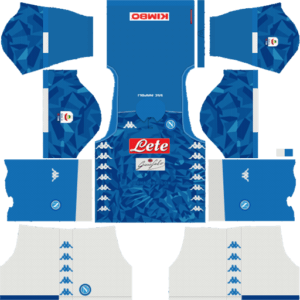 SSC Napoli DLS Home Kit