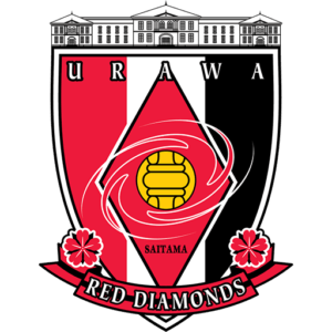 Urawa Red Diamonds DLS 512x512 Logo