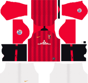Urawa Red Diamonds DLS Home ACL Kit