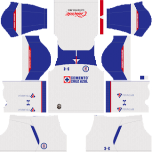 Cruz Azul DLS Away Kit
