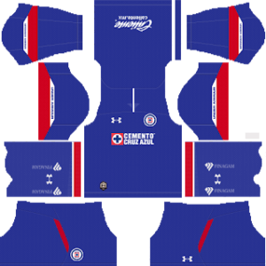 Cruz Azul DLS Home Kit