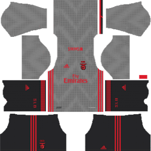 S.L.Benfica  DLS Away Kit