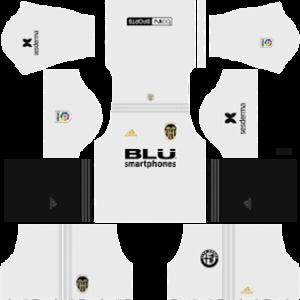 Valencia CF DLS Home Kit