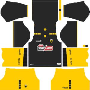 Aek F C DLS Away Kit