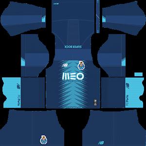 F C Porto DLS Third Kit