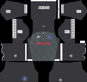 Pahang DLS Away Kit