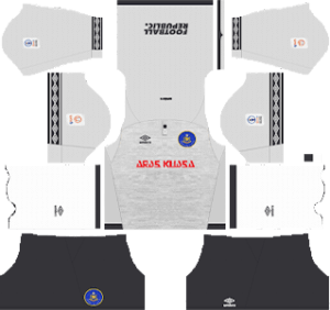 Pahang DLS Goalkeeper Home Kit