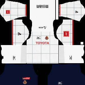 Nagoya Grampus DLS Away Kit