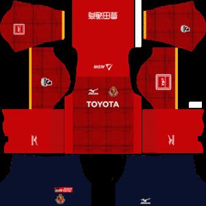 Nagoya Grampus DLS Home Kit